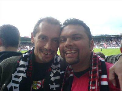 Dudze und Bomber Manolo