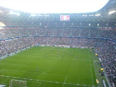 Arroganz-Arena München